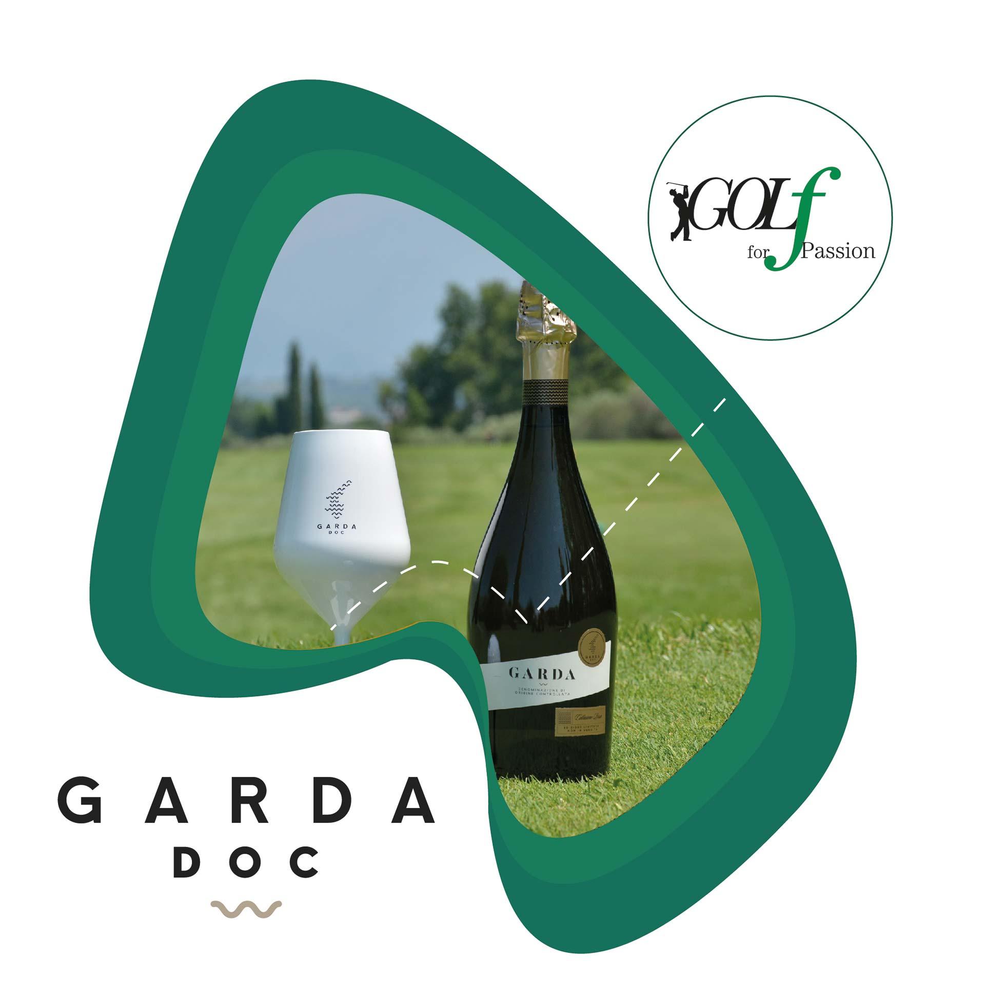 Golf for Passion e Garda Doc