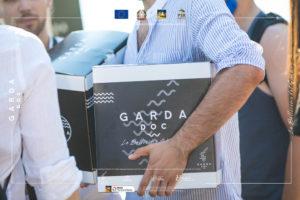 Garda doc sponsor del Boat party di Bardolino Top e Degustibus