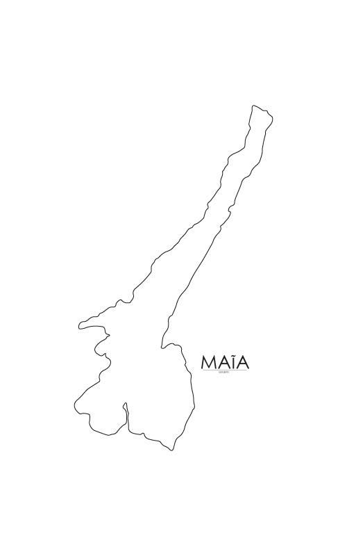 Posizione Maia