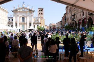 Garda doc presente all'inaugurazione del Festival della letteratura di Mantova 2020