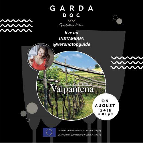 Cantina Valpantena Live su Instagram su @veronatopguide