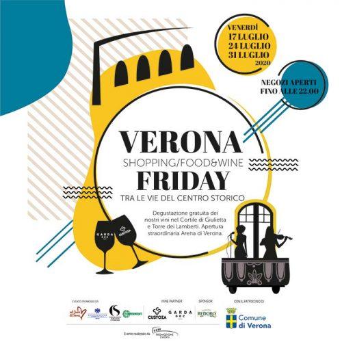 Verona Shopping/Food&Wine Friday